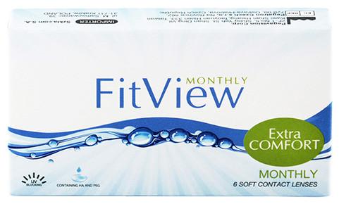 soczewki FitView Monthly