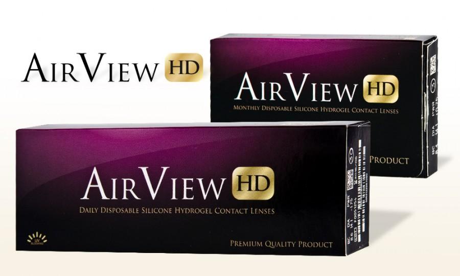 soczewki AirView HD